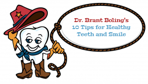 10 Healthy tips for teeth